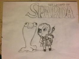 The Legend Of Sparda by Mike39201