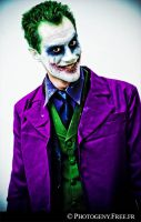 Joker smile by photogeny-cosplay