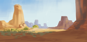 8 - Canyons practice by AJASC