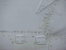 skin of an F-18 Jet-stock by asaph70
