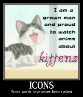 Demotivational: Icons by Neko-No-Danna