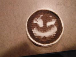 my frosted oreo cookie is evil by Antidotethelizard