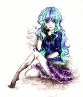 Monster High - Twyla by RoCkBaT