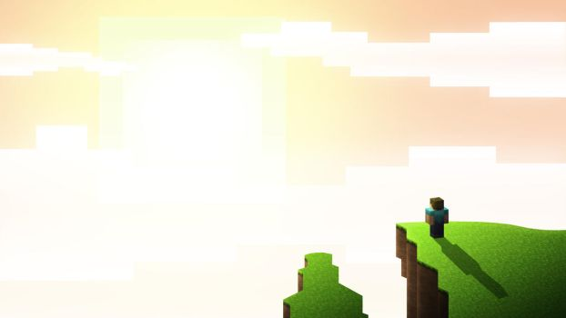 The Atmosphere of Minecraft by UniblueMedia