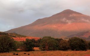 Ben More Sunset by danUK86