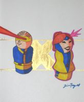 x-men peg people by JamieFayX