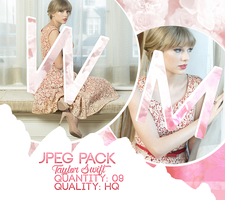 Taylor Swift | JPEG PACK #23 by Whitemonsters