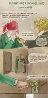 Dumbledore and Grindelwald 1899 3rd by sobbing-jester