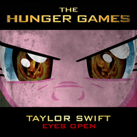 Taylor Swift - Eyes Open (Pinkie Pie) by AdrianImpalaMata
