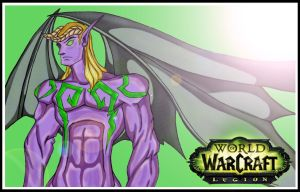 Legion-world Of Warcraft by kramirez78
