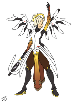 Mercy by Hierogriff