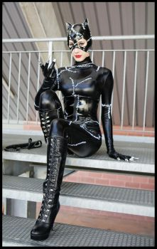 Catwoman: temptation by Bewitchedrune