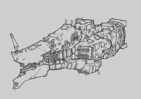 Taiidan Ioncannon Frigate by Talros