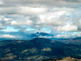 The Threat of Cotopaxi by volpe60610