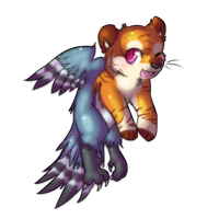 Chibi for MsPeepers by Night-Wolf122