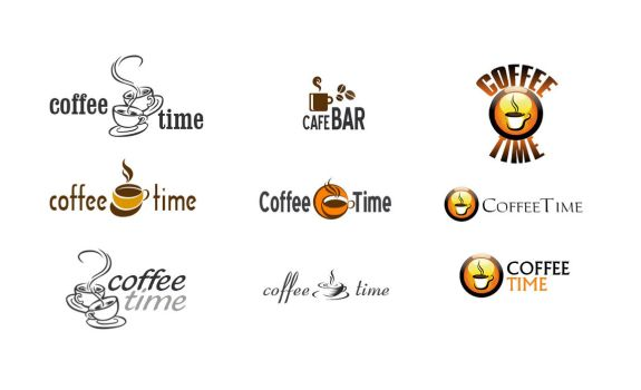 coffee time logo by madhod
