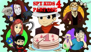 TC: Spy Kids 4 part one by Tai-Porto
