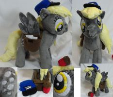 kainer100's Derpy Hooves by Cryptic-Enigma