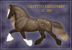 Cavitto Discovery ID 280 by VAngelLJ