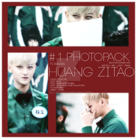 [131222] #1 Photopack Huang ZiTao by Riz-KT