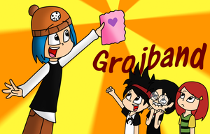Grojband by Princess1324