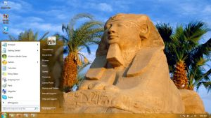 Monuments-1 Windows 7 themes by windowsthemes