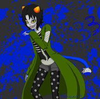 sober?nepeta by theSuzucorn