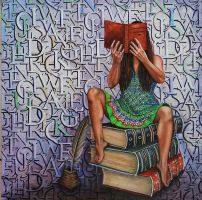 Alphabet soup by SamanthaJordaan