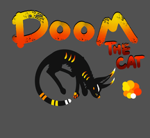 DooM The Cat by CityProwler