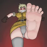 Seras Victoria pov stomp. Request thingy 4 by pablopyro