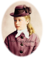 Princess Elisabeth of Hesse and by the Rhine by MissyLynne