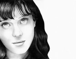 Zooey Deschanel by angelhitsground