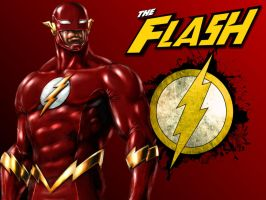 The New Flash WP by Superman8193