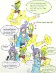 MxC - 'Cuban Pete and Sally Sweet' by Jackie-Chaos-Bunny
