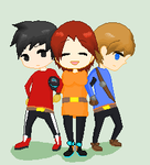 We are the Mii Fighters by Ca14
