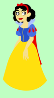 Addie-Snow White by Nambs