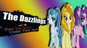 Dazzlings: Puts The Roster Under Their Spell by DigitBrony