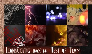Best of Icontexturen 3 Team by jojosangm