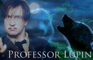 Harry Potter - Professor Lupin by PaperMonicle