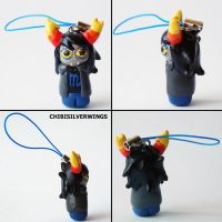 Vriska Charm by ChibiSilverWings