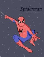 Spiderman - colored by For-Always