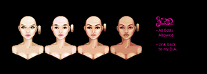 Ethnicity Base v1 by nicolabear