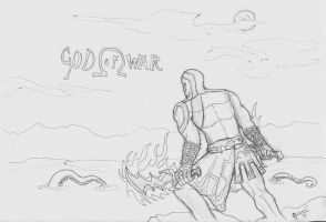 God of War - boli by gsomv