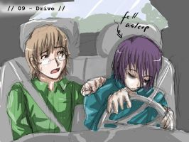 TC Theme 09 - Drive by ChibiEdo