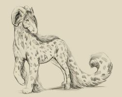 Tamberea Wolfspain by 1Rootbeer