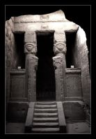 Shrine to Hathor by Jaydehawk
