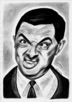 Mr. Bean by Shh-GonnaDrawNow