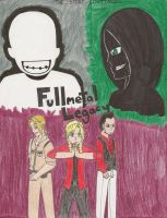 Fullmetal Legacy: The Story Continues by NilesDaughter