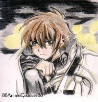 Syaoran Li by 88AnimeGoddess88