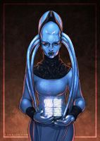 The Fifth Element Plavalaguna by CamiFortuna